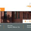 Spendenaktion zum 40. Geburtstag der Universität Passau am 9. Juni 2018